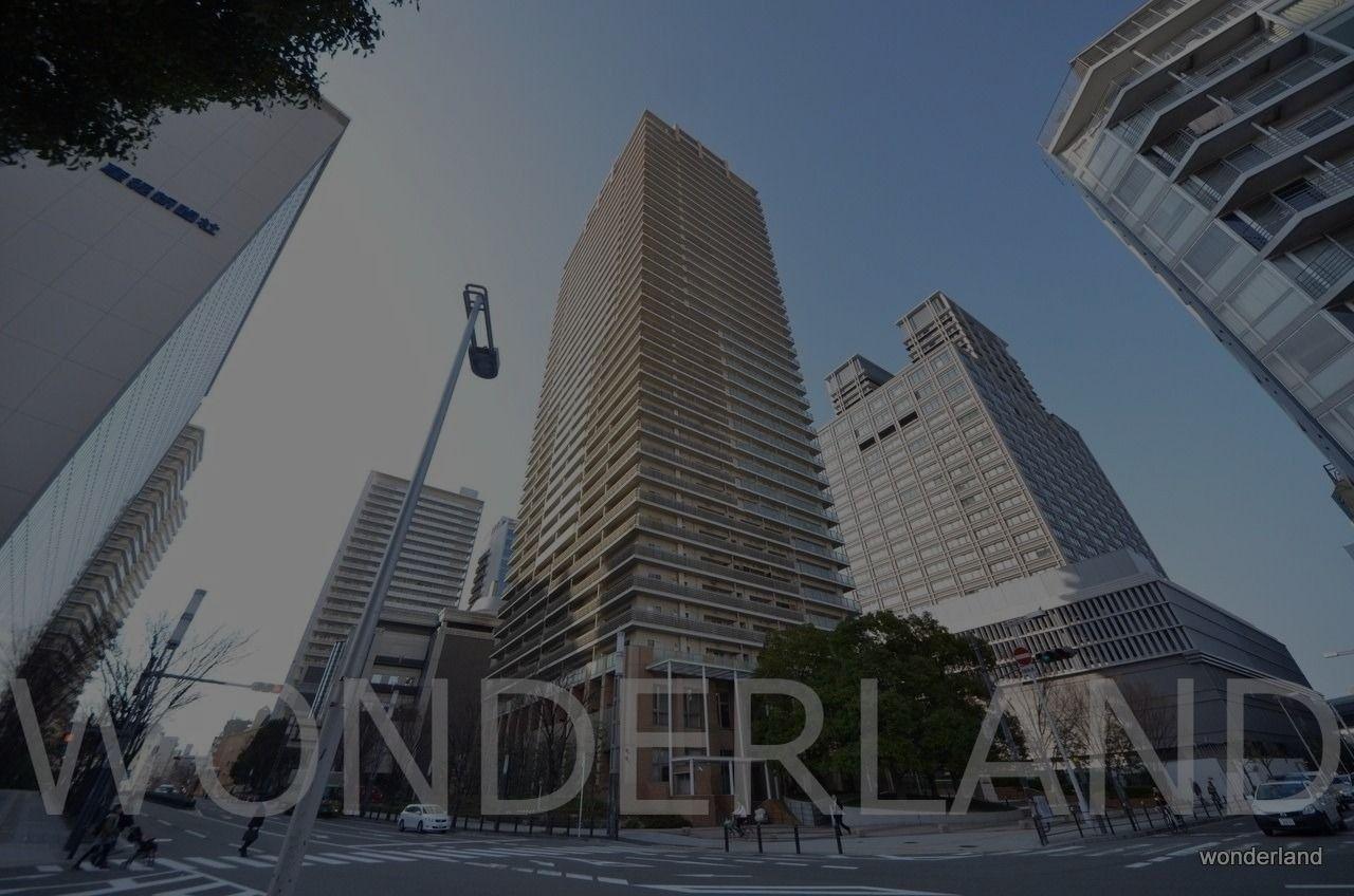 39階建てのタワーマンション
