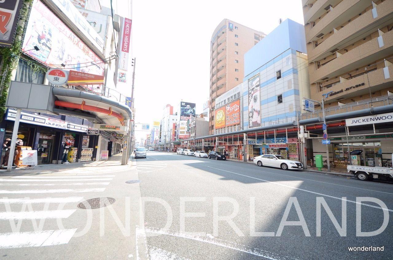 堺筋の電気街