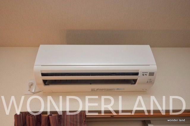 エアコンは各部屋の合計2基
