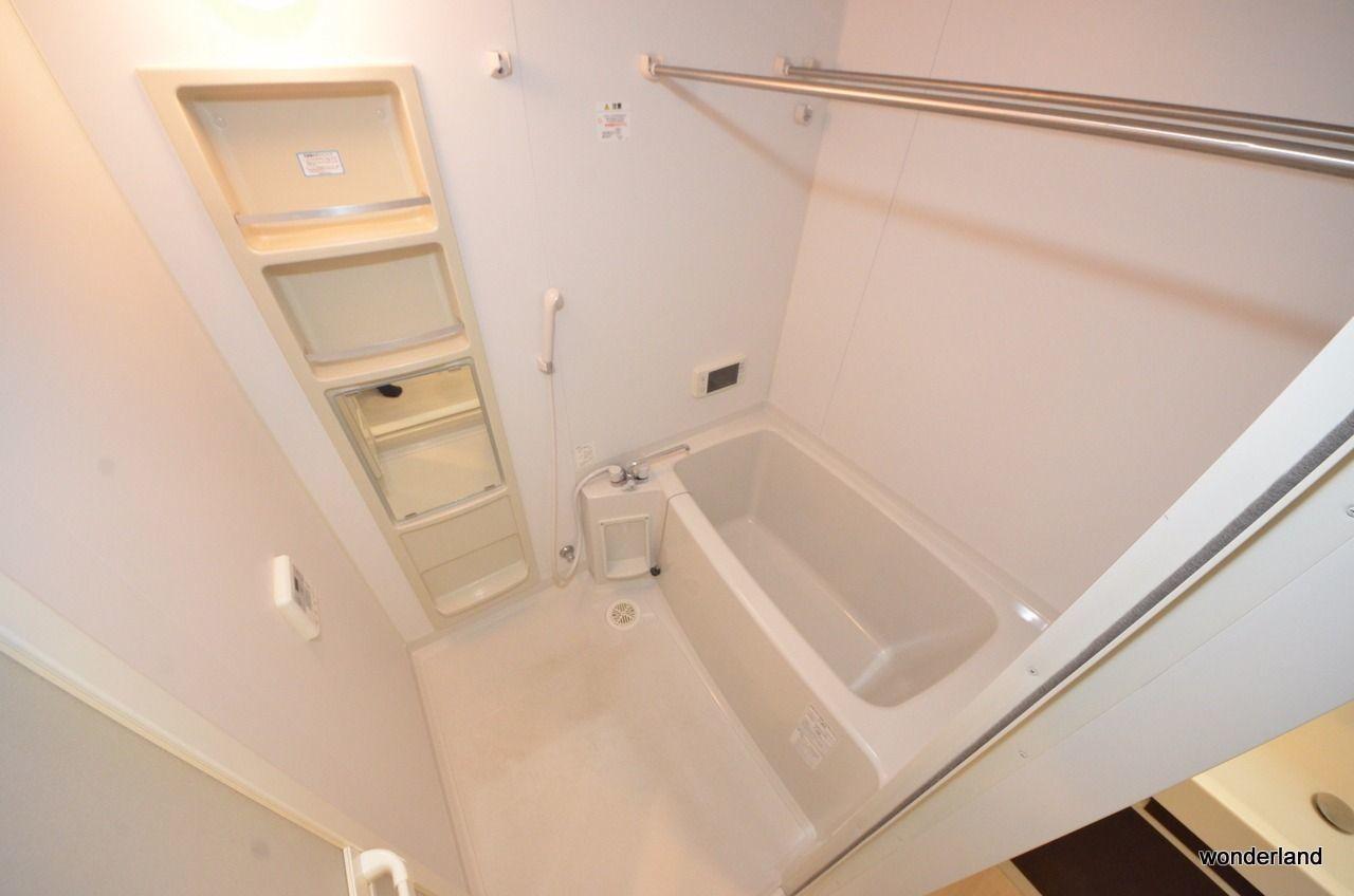 ミストサウナ、浴室乾燥機、浴室テレビのついた浴室、リラックスできます