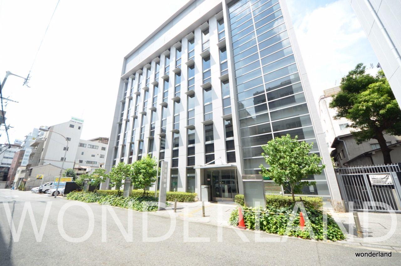 浪速税務署、大阪国税局、国税庁