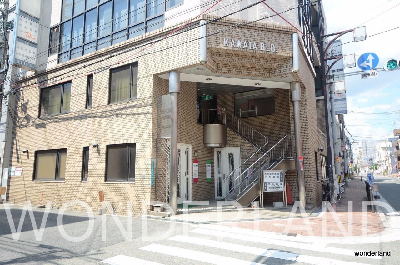 日本橋東の内科の病院