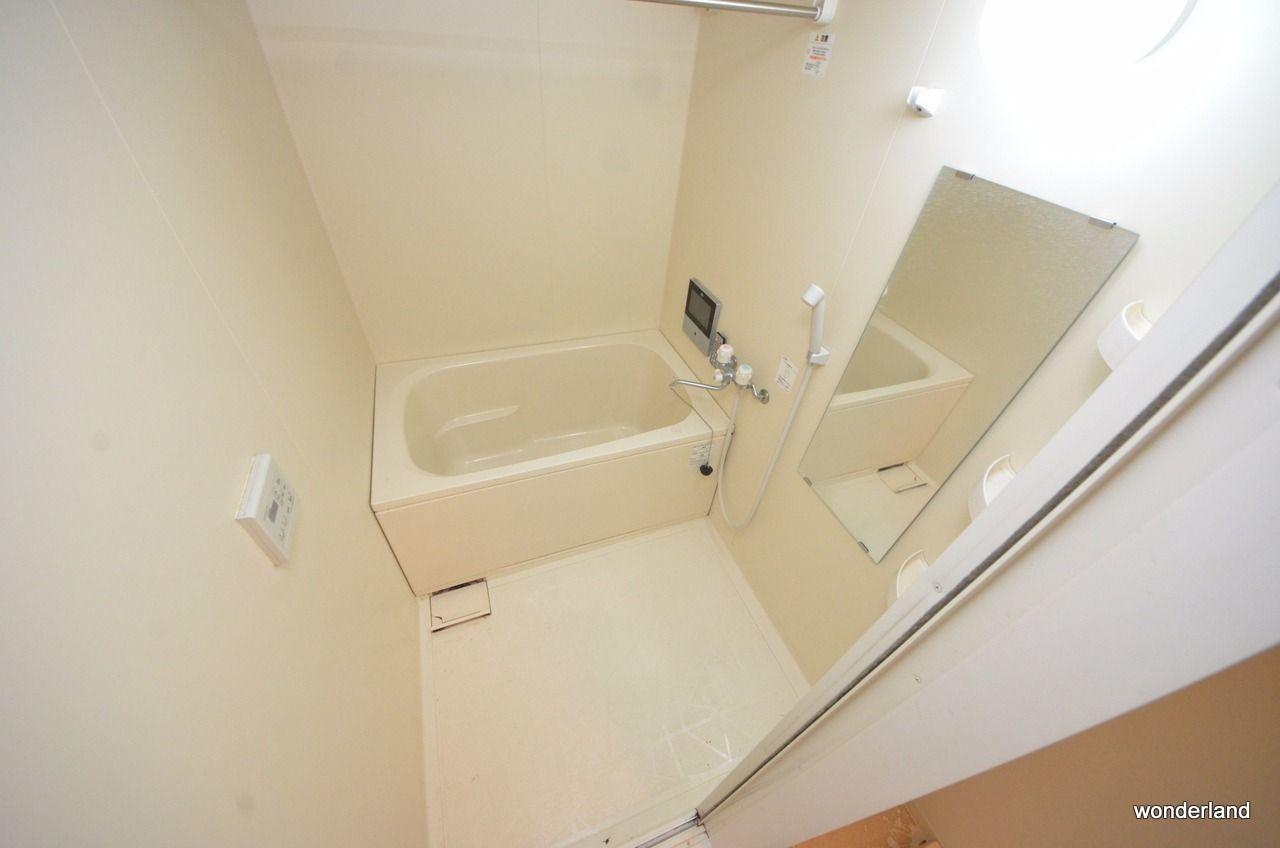 浴室乾燥機、浴室テレビ付き