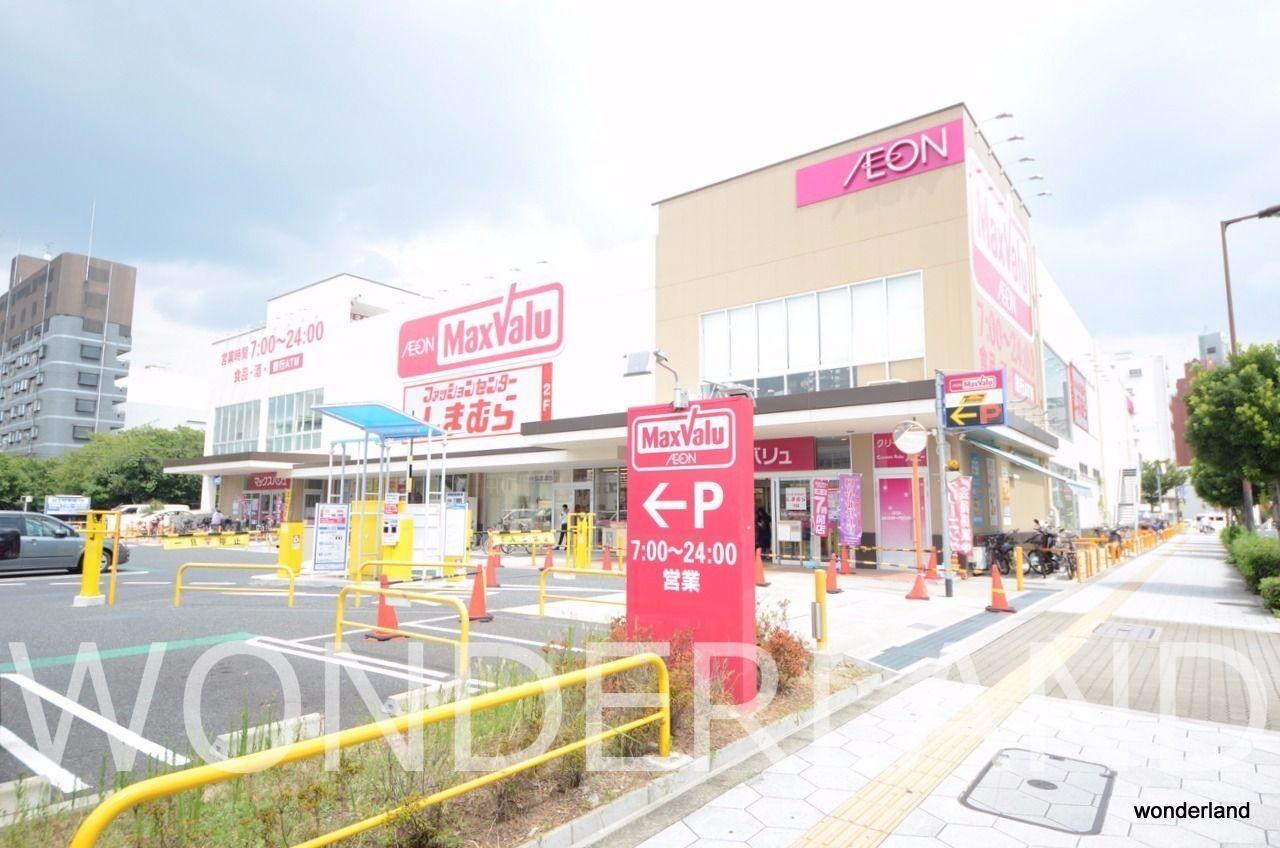 7:00~24:00まで営業のスーパー