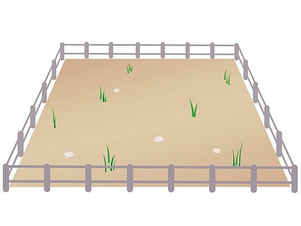 土地・更地の画像
